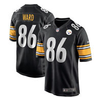 Pittsburgh Steelers Hines Ward #86 Nike Men's NFL Retired Player Game Jersey