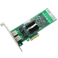 Intel E1G42ET Dual Port Gigabit PCIe Network Server Adapter Full Height Card