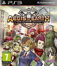 Aegis of Earth: Protonovus Assault (PS3) BRAND NEW SEALED