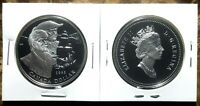Canada 1995 Hudson's Bay Company Proof UNC Silver Dollar!!