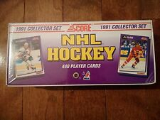 Score 1991 NHL Hockey Complete Card Set - Collector Set - Factory Sealed