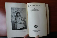 Mother India by Katherine Mayo 1930 Hardcover 13th print