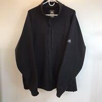 Nike ACG 2.5 Composite Mens 2XL Coat Jacket Black Outdoor Wear Gear Swoosh