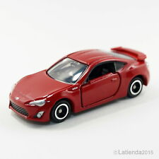 TAKARA TOMY Tomica 46 Toyota 86 Diecast Car Toy 1/60 Scale Vechicle Model