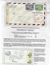 Nordamerika Mayfairstamps 1968 Fdc Luft Post Dienst Art Craft Usa