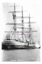 rs0619 - French Sailing Ship - Amiral Cecille , built 1902 - photograph