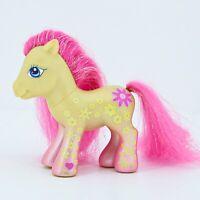 My Little Pony Hasbro G3 Summer Bloom Orange 2005 MLP Pretty Patterns