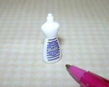 "Miniature Liquid Laundry Soap for ""Delicates"" Bottle 13/16"" Tall: DOLLHOUSE 1:12"
