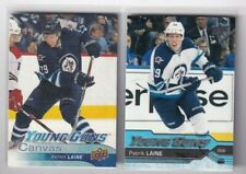 16-17 UD Series one and two Patrik Laine Yg combo