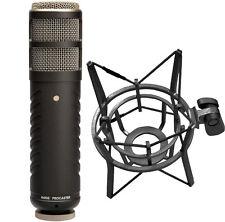 Rode Procaster Rundfunkmikrofon Microphone+PSM1 Spider