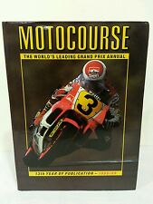 MOTOCOURSE 1988-89. EDDIE LAWSON & YAMAHA 500 GP CHAMPIONSHIP