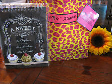 New Betsey Johnson Leopard Print Reusable Shopping Tote Bag w/Bonus!