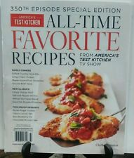 America's Test Kitchen All Time Favorite Recipes Chicken Parmesan  FREE SHIPPING