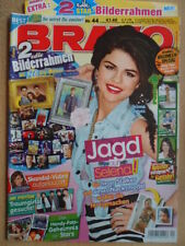 BRAVO 44 - 26.10. 2011 * Selena Gomez Pietro Lombardi Lady Gaga +2 Bilderrahmen