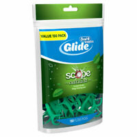 Oral-B Glide Scope Outlast Floss Picks Mint Flavor 150 ct Free Shipping