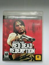 PS3 Red Dead Redemption (PlayStation 3, 2010)