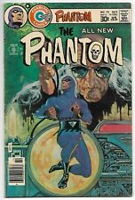 The Phantom #73 (Charlton, 1976) – The Torch! – FN+