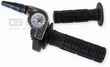 Gasgriff Kurzhubgasgriff Domino / Tommaselli 75° Universal Motorrad Quad Roller