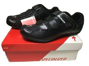 Specialized Body Geometry UK 10.5 Sport Touring Black Cycling Shoes