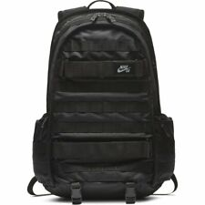 Nike SB RPM Skateboarding Mens Backpack Black Size 26 Litre Gym Training School