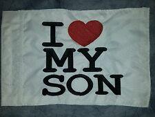Custom I LOVE MY SON safety Flag 4 Offroad JEEP ATV UTV Bike  Whip Pole