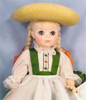 Madame Alexander Heidi Doll 1580 Original Box Vintage Pristine Condition Gift