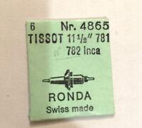 Asse bilanciere TISSOT 11 1/2'' 781 782 INCA