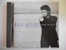 RICK ASTLEY : BODY AND SOUL ||  CD ALBUM | PORT 0€