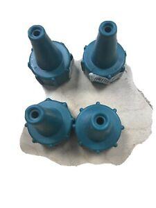 4pc Plastic Jet Nozzle For Garden Hose