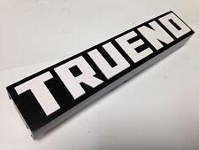 TOYOTA AE86 TRUENO GENUINE EMBLEM FRONT BUMPER GRILLE BADGE JDM PART SPRINTER