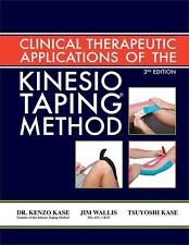 NEW 3rd Ed. CLINICAL THERAPEUTIC APPLICATIONS OF KINESIO TAPING METHOD MANUAL