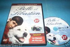 DVD BELLE ET SEBASTIEN EPISODE NO 27 saison 3 & SERIE TV ANNEE 60