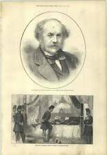 1873 Shah Madame Tussauds Sir Henry Rawlinson