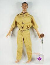 1:6 Figure WW2 Japanese Army Military Uniform Suit DA172