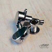 1x Mecanique Bain Huile Style Grover Cote Droit Guitar Tuning Pegs Right Side