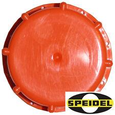 10er Pack Verschlusskappe für Speidel Getränkefass Mostfass Gärbehälter Plastik