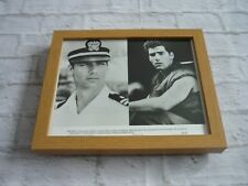 Framed Lobby card Front of house Press Promo Photo Purple hearts ken wahl