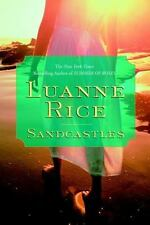 Sandcastles by Luanne Rice (2006, Hardcover) NY Times Best Selling Author
