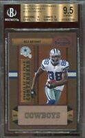 2010 playoff contenders roy contenders #12 DEZ BRYANT rookie BGS 10 9.5 (pop 2)