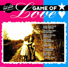 GAME OF LOVE CD 23 Tracks Oldies NEW & OVP Crest, Gaylords, Fortunes, Chiffons