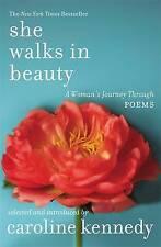 She Walks in Beauty by Caroline Kennedy (Paperback, 2016)