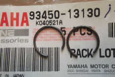 YAMAHA YZ80  YZ 80  1981>1992  GENUINE  NOS  PISTON  CIRCLIPS - # 93450-13130