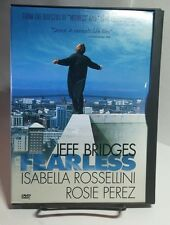 Fearless 1993(DVD,1999)Free Shipping with Tracking - RARE OOP DVD - Jeff Bridges