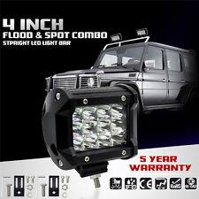36W CREE LED Licht Ultra Slim Spot Work Fog Driving Lamp Off-road Jeep Truck SUV