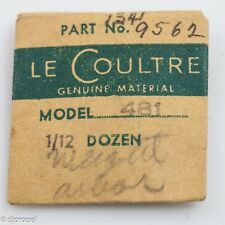 Jaeger LeCoultre Osc. Weight Bearing Part 9562 for Model 481