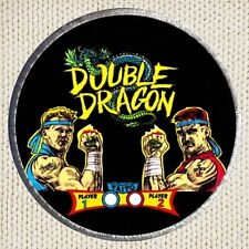 Double Dragon Patch Picture Embroidered Border Videogame Arcade Billy vs Jimmy