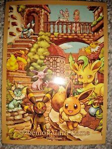 Eevee Heroes Box Eeveelutions Pokemon Card Sleeve Deck Shield Single