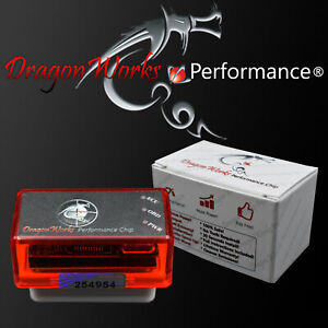 Fits 1996-2021 Ford Mustang - Performance Tuner Chip Power Tuning Programmer