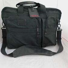 TUMI Alpha 2 T-Pass Medium Capacity Laptop Brief ~ 26145 D2 *Ret:.$475 $AVE $$$$