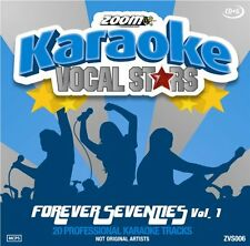 Zoom Karaoke Vocal Stars (ZVS006) - Forever Seventies